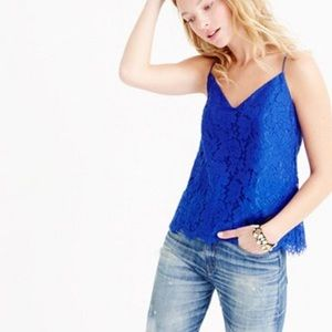 J.Crew lace Cami